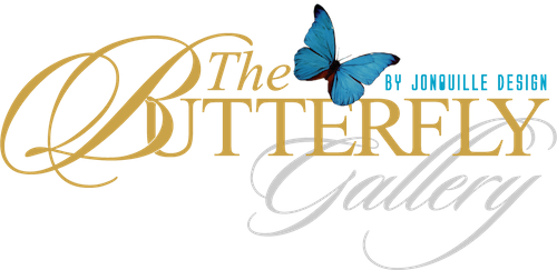 The Butterfly Gallery Logo